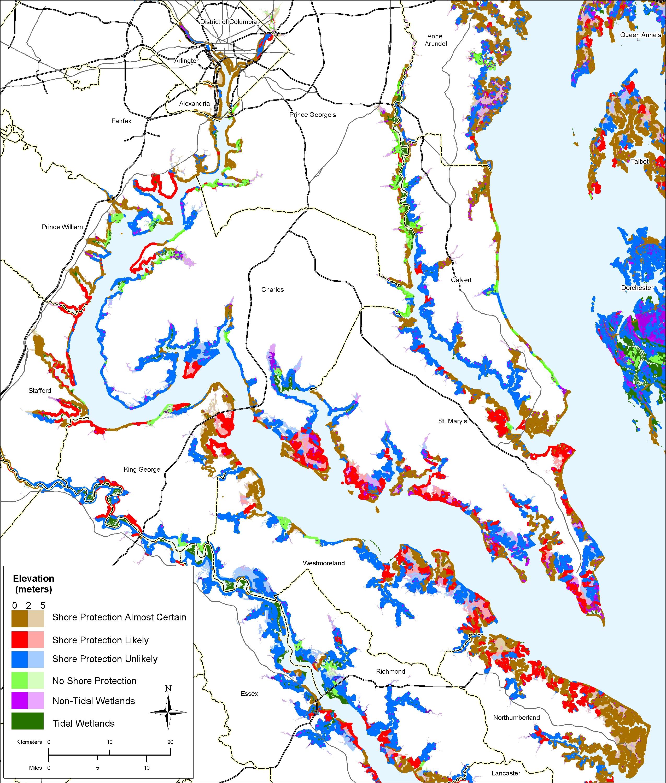 Freshwater fish maryland - Shore Protection