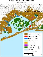 Queens, New York: sea level rise planning map